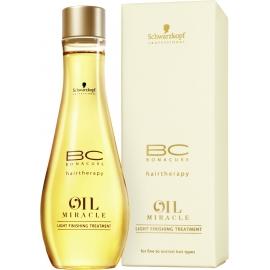 Schwarzkopf - BC Bonacure Oil Miracle Light Finishing Treatment - 100ml
