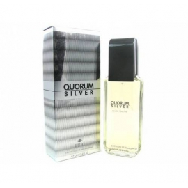 Antonio Puig - Quorum Silver - 100ml