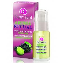 Dermacol - Aroma Ritual Body Oil Grape&Lime - 50ml