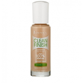 Rimmel London - Clean Finish Foundation - 30ml