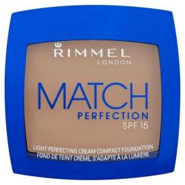 Rimmel London - Match Perfection Compact Foundation SPF15 - 7g