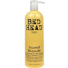 Tigi - Bed Head Dumb Blonde Reconstructor - 750ml