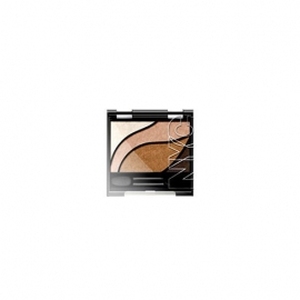 NYC New York Color - Color Instinct Eye Shadow Palette - 2,7g