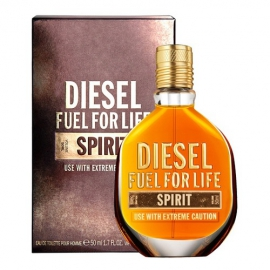 Diesel - Fuel for Life Spirit - 50ml