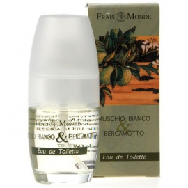 Frais Monde - White Musk And Bergamot - 30ml