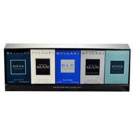 Bvlgari - Mini set - 5x5ml