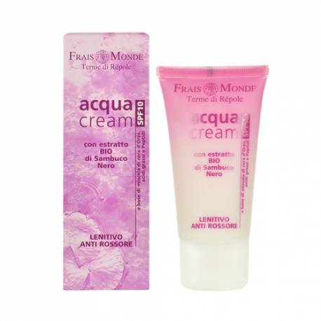 Frais Monde - Acqua Face Cream Antiredness SPF10 - 50ml