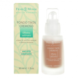 Frais Monde - Make Up Naturale Creamy Foundation - 30ml