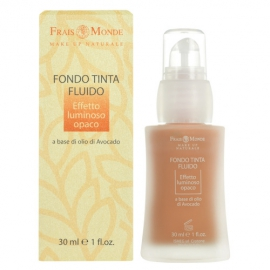 Frais Monde - Make Up Naturale Fluid Foundation - 30ml