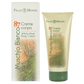 Frais Monde - Muschio Bianco 87 White Musk Body Cream - 200ml
