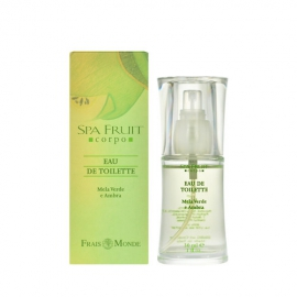 Frais Monde - Spa Fruit Green Apple And Amber - 30ml