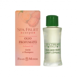 Frais Monde - Spa Fruit Litchi And Champaca Perfumed Oil - 10ml