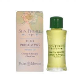 Frais Monde - Spa Fruit Plum And Bamboo Perfumed Oil - 10ml