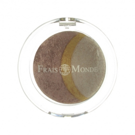 Frais Monde - Thermal Mineralize Baked Trio Eyeshadow - 2,2g