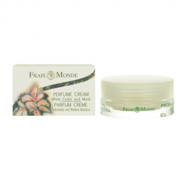 Frais Monde - White Cedar And Musk Perfumed Cream - 15ml