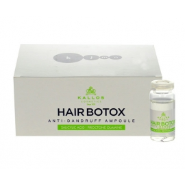 Kallos - HAIR PRO-TOX kõõmavastased ampullid 6*10ml