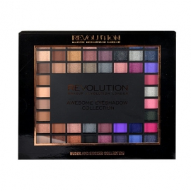Makeup Revolution London - Awesome Eyeshadow Collection - 80g