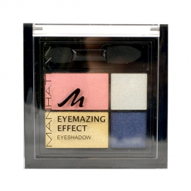 Manhattan - Eyemazing Effect Eyeshadow Palette - 15g