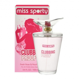 Miss Sporty - Clubbing Proof - 100ml