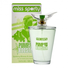 Miss Sporty - Pump Up Booster - 100ml