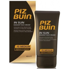 Piz Buin - In Sun Face Cream SPF15 - 40ml