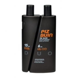 Piz Buin - In Sun Lotion DUO SPF6 + SPF15 - 300ml