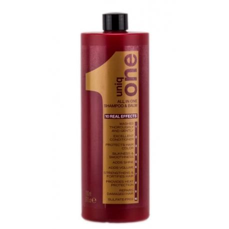 Revlon - Uniq One Conditioning Shampoo - 1000ml