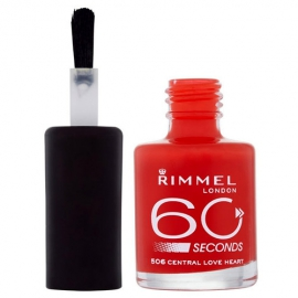 Rimmel London - 60 Seconds Nail Polish - 8ml