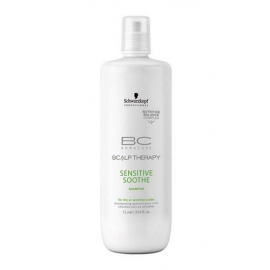 Schwarzkopf - BC Bonacure Scalp Therapy Sensitive Soothe Shampoo - 1000ml