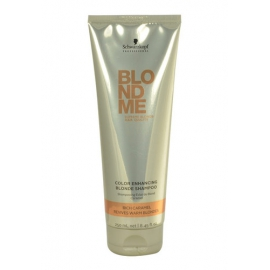 Schwarzkopf - Blond Me Color Enhancing Blonde Caramel Shampoo - 250ml