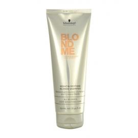 Schwarzkopf - Blond Me Keratin Restore Blonde Shampoo - 250ml