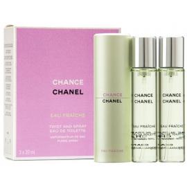 Chanel - Chance - 3x20ml