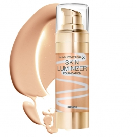 Max Factor - Skin Luminizer Foundation 60 Sand