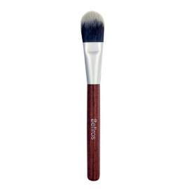 Sefiros - Red Wood Foundation Brush Flat