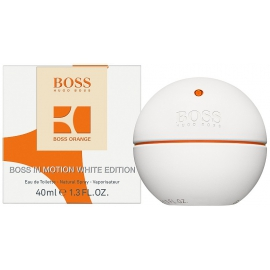 Hugo Boss - Boss in Motion White Edition - 40ml