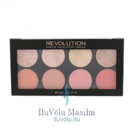 Makeup Revolution London Blush Palette