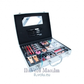 2K - Beauty Unlimited Train Case meigikohver