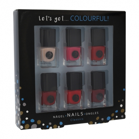 2K - Let´s Get Colourful! Classics Nail Polish