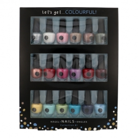 2K - Let´s Get Colourful! Nail Polish Collection