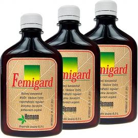 Hemann - Femigard - 900ml