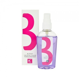 Kallos - Blossy Crystal Fluid For Blond Hair - 80ml