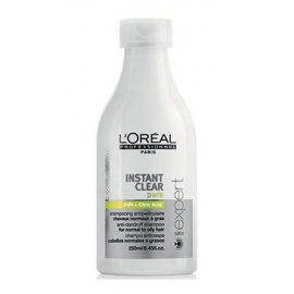 L´Oreal Paris - Expert Instant Clear Pure Shampoo - 250ml