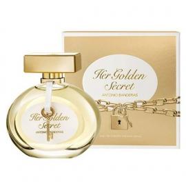 Antonio Banderas - Her Golden Secret - 80ml