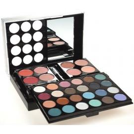 BriConti - Makeup Trading - Meigikomplekt 40 värviga - 32,1g