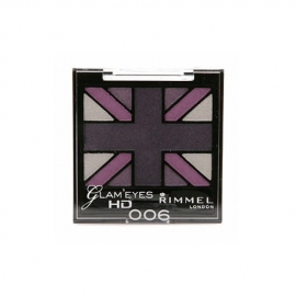 Rimmel London - Glam Eyes HD Quad Eye Shadow - 2,5g