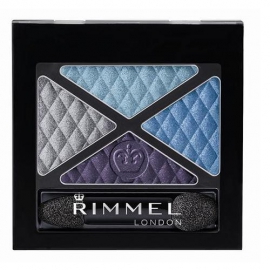 Rimmel London - Glam Eyes Quad Eye Shadow - 4,2g