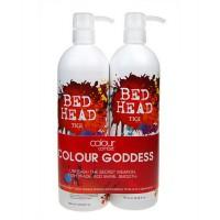 Tigi - Bed Head Combat Colour Goddess Shampoo - 1500ml