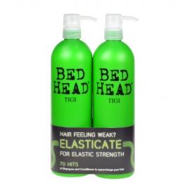 Tigi - Bed Head Elasticate Strengthening Komplekt - 1500ml