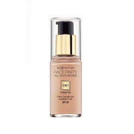 Max Factor - Face Finity 3in1 Foundation SPF20 - 30ml